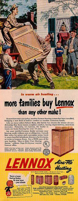 Lennox Aire-Flo Heating   Flickr - Photo Sharing!