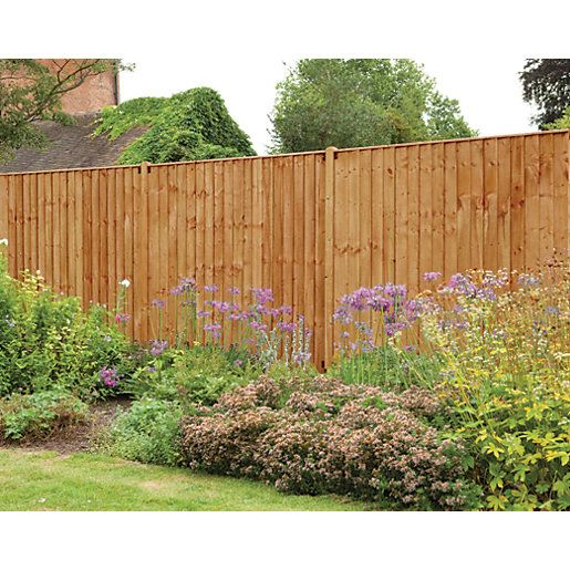 wickes fence panels 2