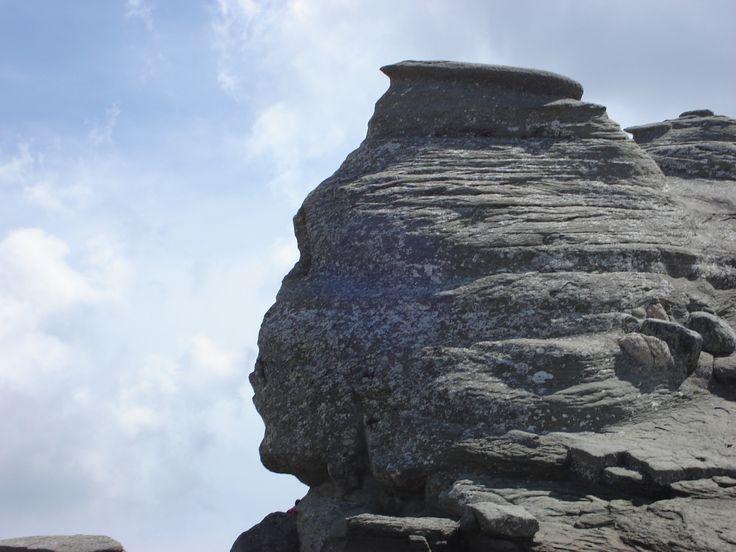 Vârful Omu în Bușteni, Prahova