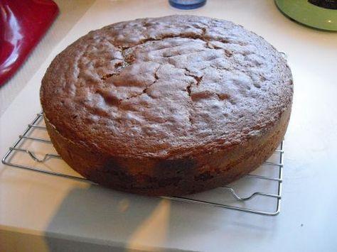 Torta al cioccolato con panna montata (nell'impasto!!)....altra sofficiosa alternativa al pan di spagna!!