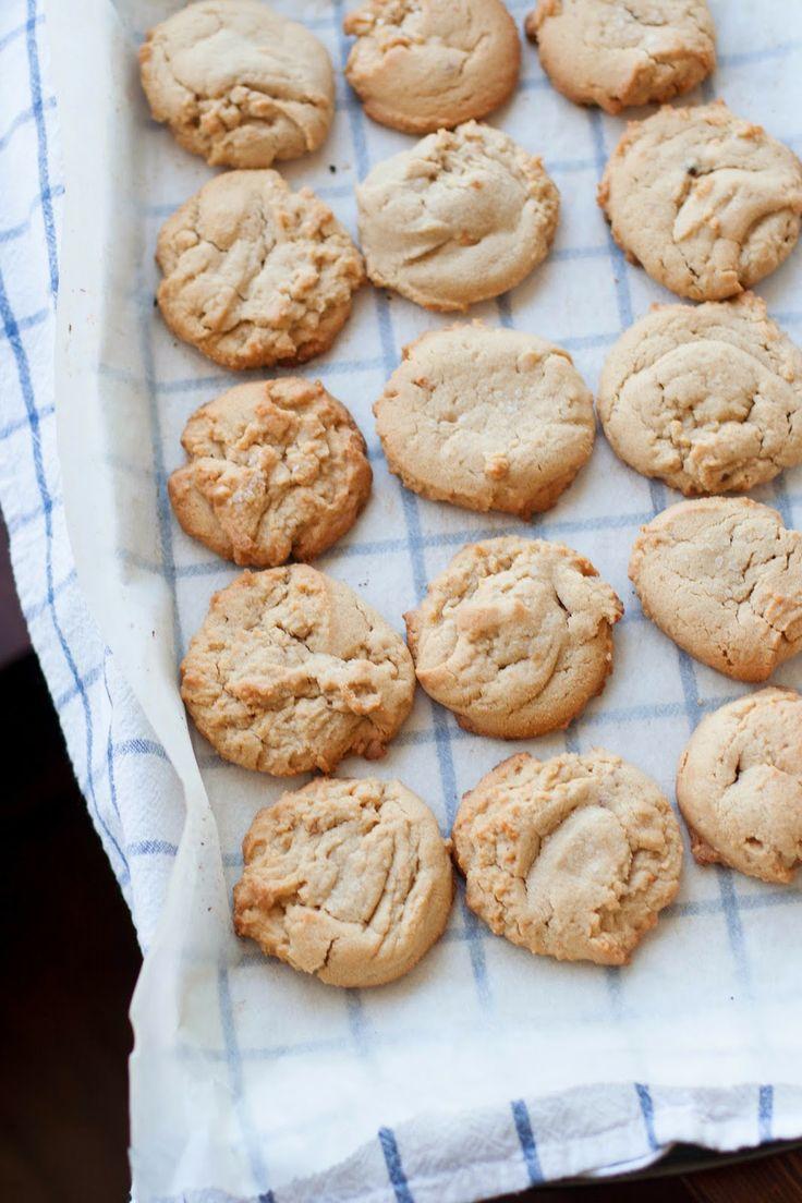 Buttered Up: Peanut Butter Sandies