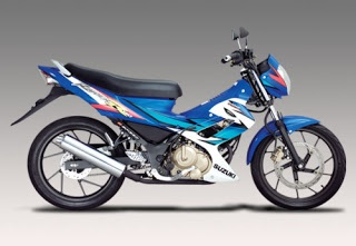 Suzuki Raider R150 Specifications