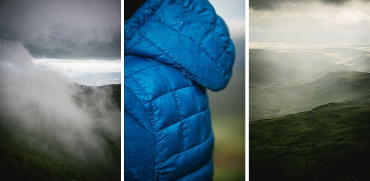 Summit of the Plomb du Cantal under the rain - Zephyr & Luna photography