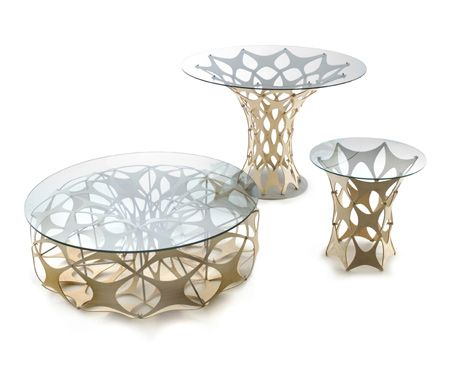 Amazing pieces of furniture done by a CNC Router!