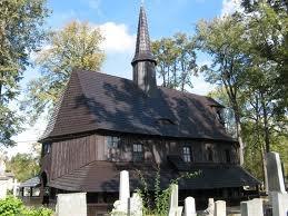 Wooden church Broumov
