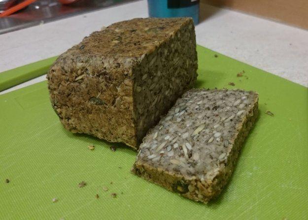 Quinoa chlieb