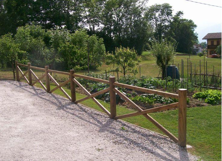 Oltre 25 fantastiche idee su pali per recinzioni su for Recinzioni bekaert