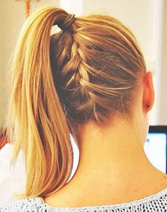 10 best pferdeschwanz frisuren images on pinterest ponytail