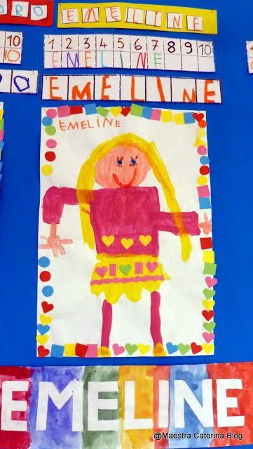 Maestra Caterina: Dal ritratto al nome