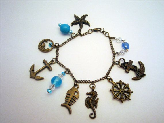 Handcrafted Vintage Style Nautical Anchor by NewUsedVintage, $20.00