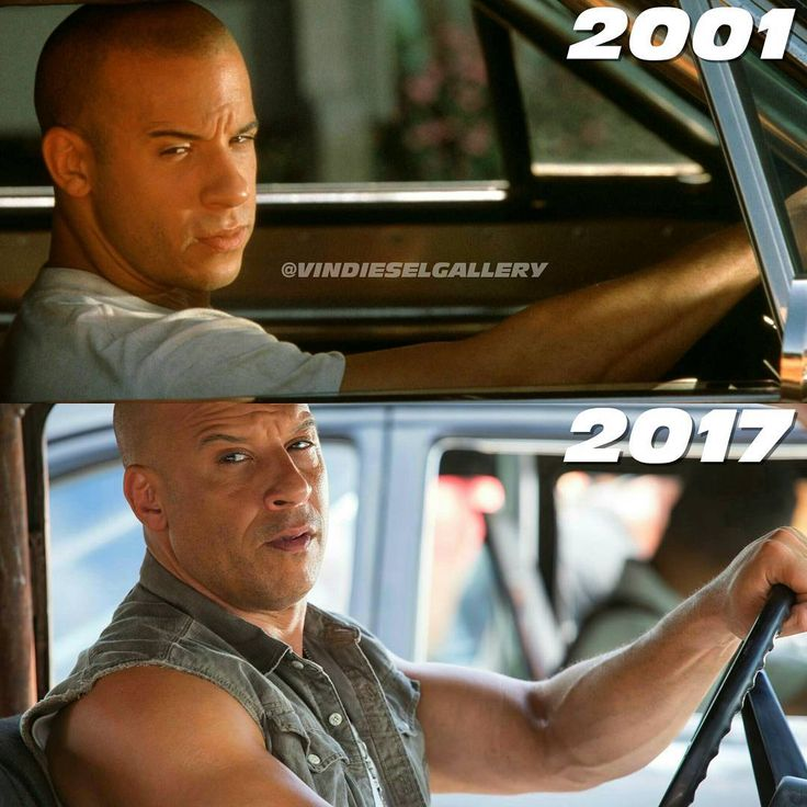 Vin Diesel Stills @vindieselgallery - From the first to the eig...Yooying