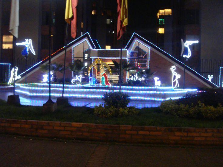 Christmas' Lights in Bogotá by DJ Mitsu
