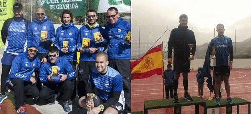 El Atletismo Sexitano logra seis podios en la Ítrabo Trail & Btt 2016 batiendo su récord histórico en una misma participación