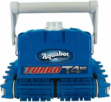 Aquabot Pool Cleaners - Automatic Pool Vacuums THE #1 SELLING ROBOTIC CLEANER BRAND! The Aquabot™ swimming pool maintenance robot is fully automatic.  http://www.poolandspa.com/catalog/product000493000014.cfm
