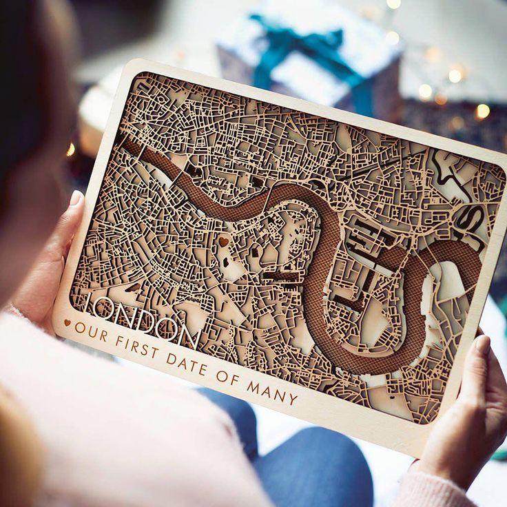 #PopularWoodProjectsStringArt | Holz basteln weihnachten ...