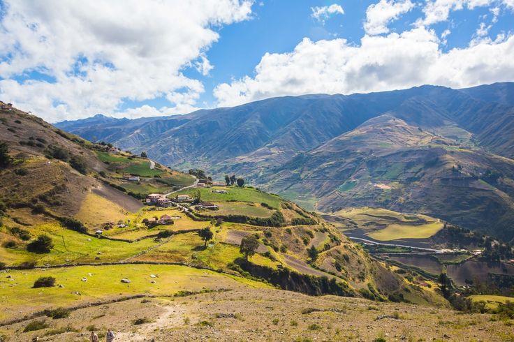 Seven Spectacular Bus Routes Through South America – Joyi Chen