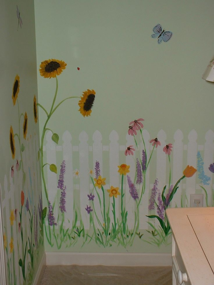 25 Best Mural Ideas Images On Pinterest