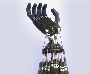 DARPA's Researchers Develop an Artificial Hand That Restores a Sense of Touch