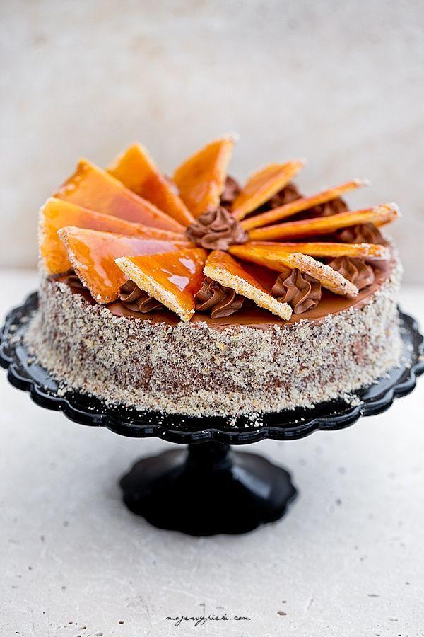 Moje Wypieki | Tort Dobosza