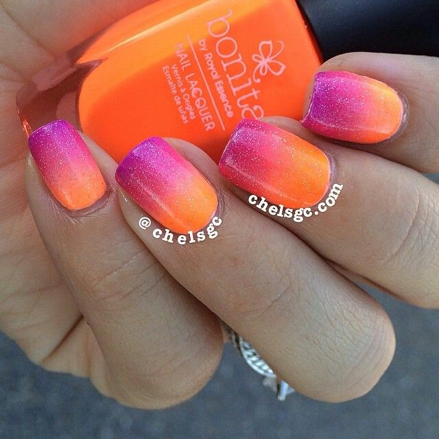1000+ Images About Neon Nails, Fashion, And Makeup On