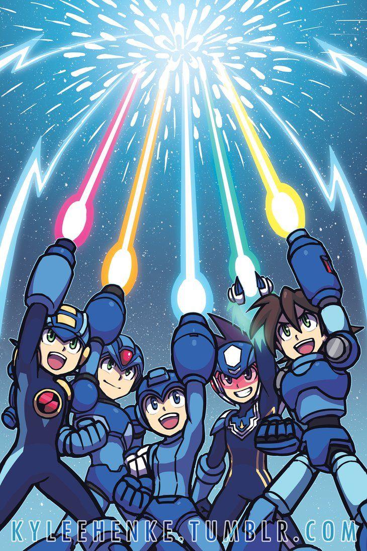 Rockman Corner Mega Man Legends PSN Progress Update