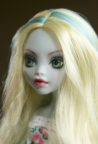 Lagoona Blue OOAK by olesya111, via Flickr