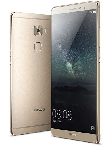Huawei Mate S 128GB Variant Gets Force Touch Control