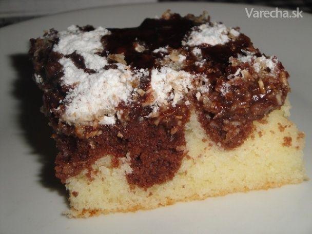 Hrnčekový koláč kokosový - Recept