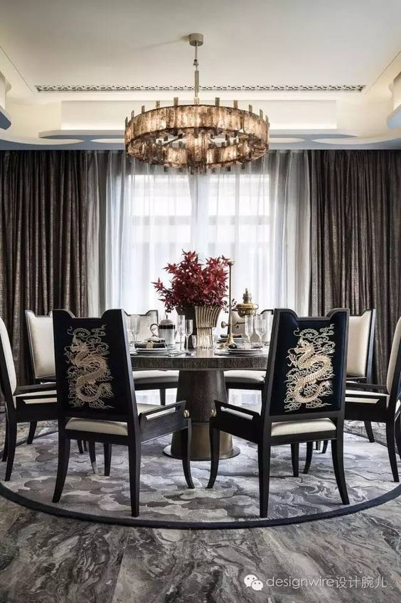 Some ideas to inspiring you to decorate your room ! #luxuryfurniture #exclusivedesign #interiodesign #designideas #diningroom #diningarea #diningroomdesign #inspirationdesign #interiordesign