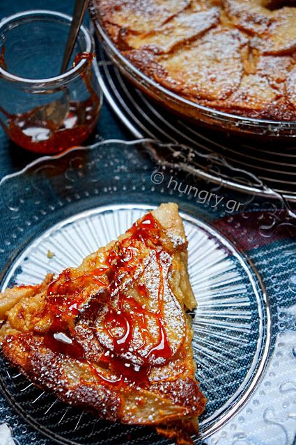 Apple & Pear Tart with Stevia