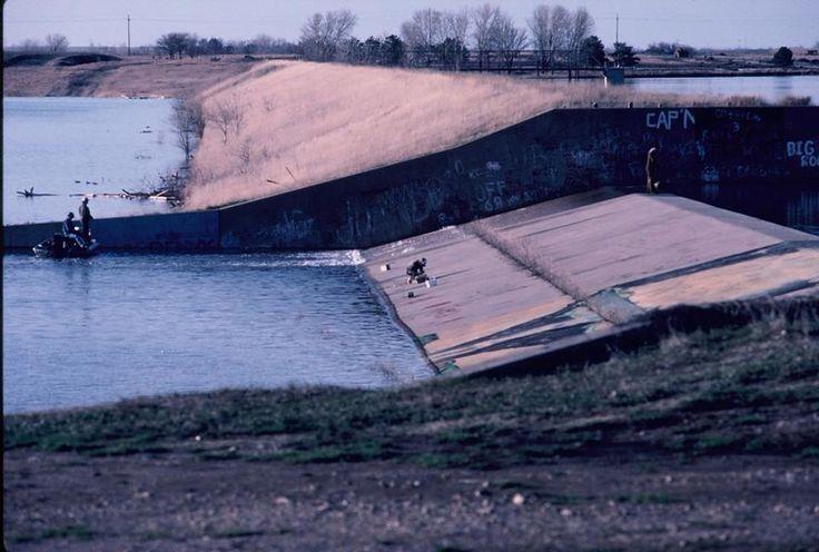 Old Bluesteam Dam El Dorado, Kansas El Dorado