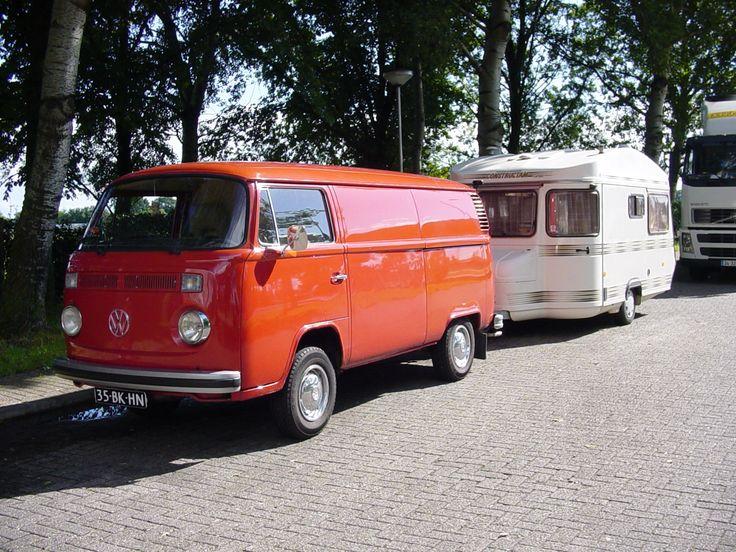 T2b Brandweer + Constructam caravan