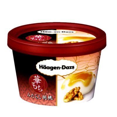 ハーゲンダッツ ミニカップ 華もち <みたらし胡桃> - 食@新製品 - 『新製品』から食の今と明日を見る!