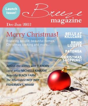 Our Launch Issue Dec-Jan 2012  www.breezemag.com.au