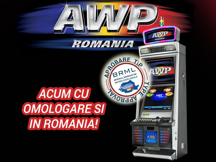Cu Aprobare de Tip pentru Romania, AWP ofera o experienta interactiva unei plaje largi de jucatori:
