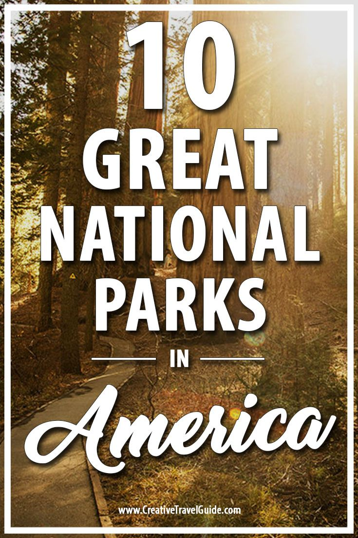 We love exploring more and more of America and there are some amazing national parks that can not be missed! These are my favourite parks, what are yours?!