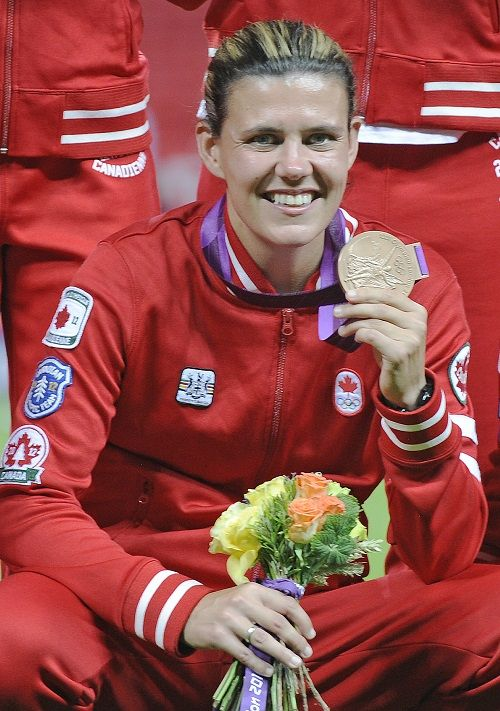 Greatest Female Footballers in the History of #Football - Christine Sinclair