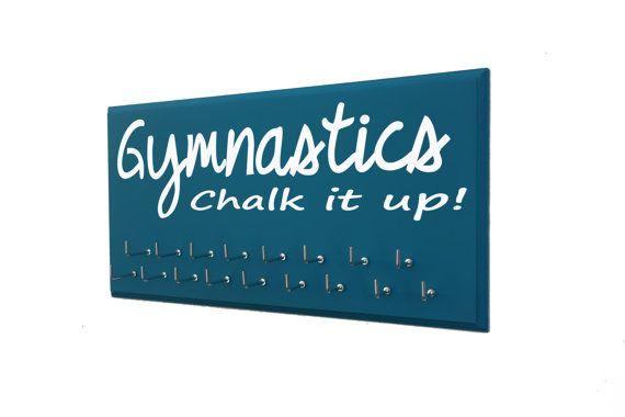 Gymnastics Gymnastics medal holder  in 10 by runningonthewall