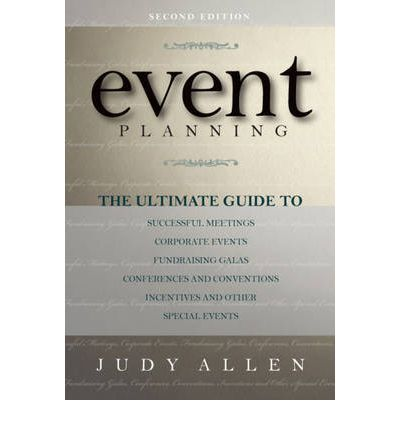 Event Planning by Judy Allen - For Fundraising plus other events.