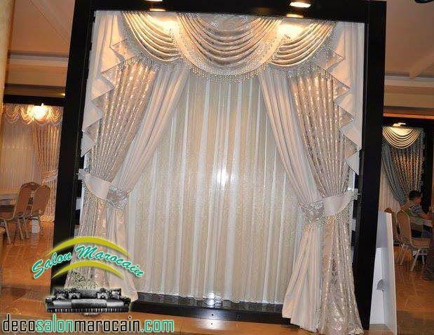 25 best ideas about rideaux salon marocain on pinterest. Black Bedroom Furniture Sets. Home Design Ideas