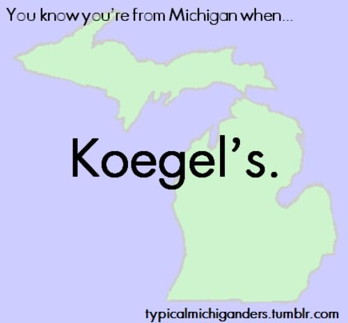 Ohhhh how I miss the Koegel Vienna Hot Dogs, Ring Baloney, and summer sausage.