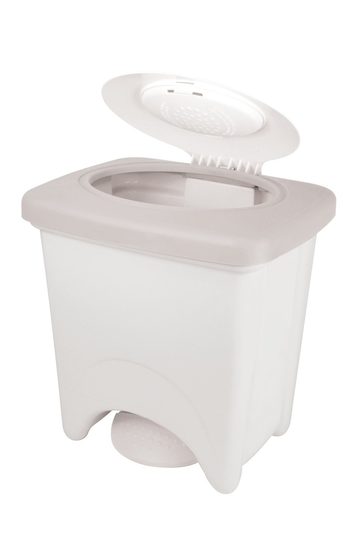 $13.99 @ Diapers.com - For Cloth Diapering: Safety 1st Simple Step Diaper Pail (check retailmenot.com for promo/coupon codes!)
