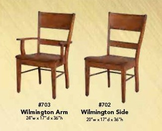 Wooden Dining Room Chairs