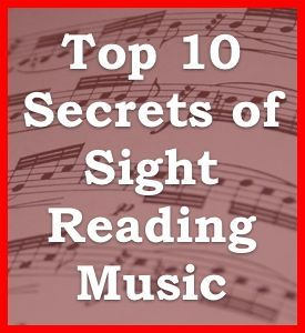 Sight Reading Secrets: Sight Reading, Music Piano, Tops 10, Bands Mus, 10 Facts, Minute Music, Music Lessons, Reading Music, Music Notes