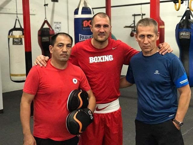 Sergey Kovalev's #Manager on New #Coach: He's a Real Trainer! 👨💼 http://rite.ly/K49q #FightsHub