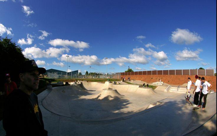 Midsomer Norton Skatepark