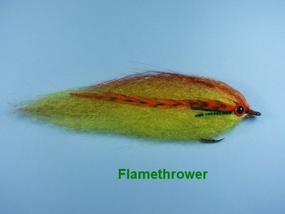 Caledonia Flamethrower Fly