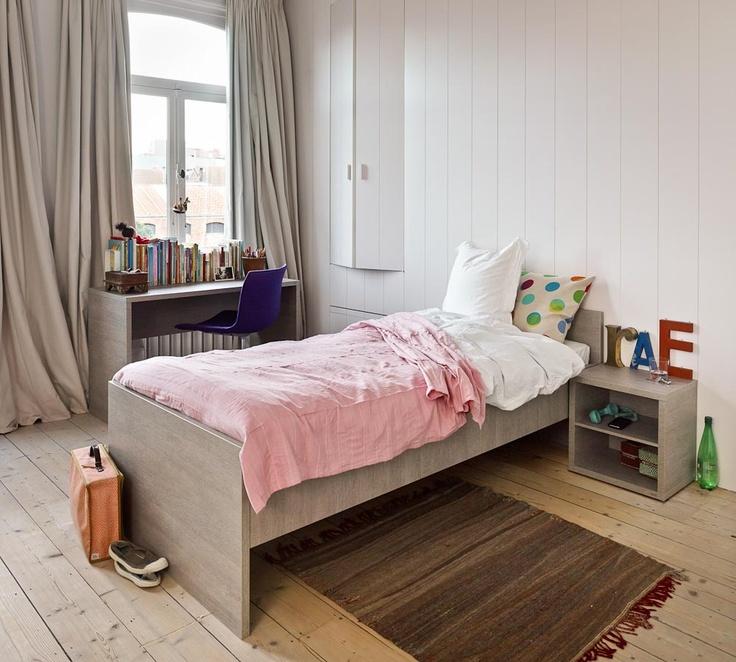 25 best Tiener slaapkamer, Goodnight teens room images on Pinterest ...