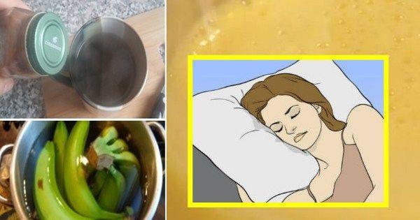 Herbata bananowo cynamonowa – lepsza niż tabletki nasenne!