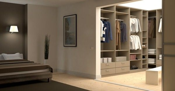 Bon Luxury Walk In Closet U2013 30 Models! Find This Pin And More On Dressing Room  With Master Bedroom Ideas ...
